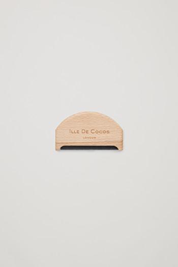 ILLE DE COCOS CASHMERE COMB,Natural