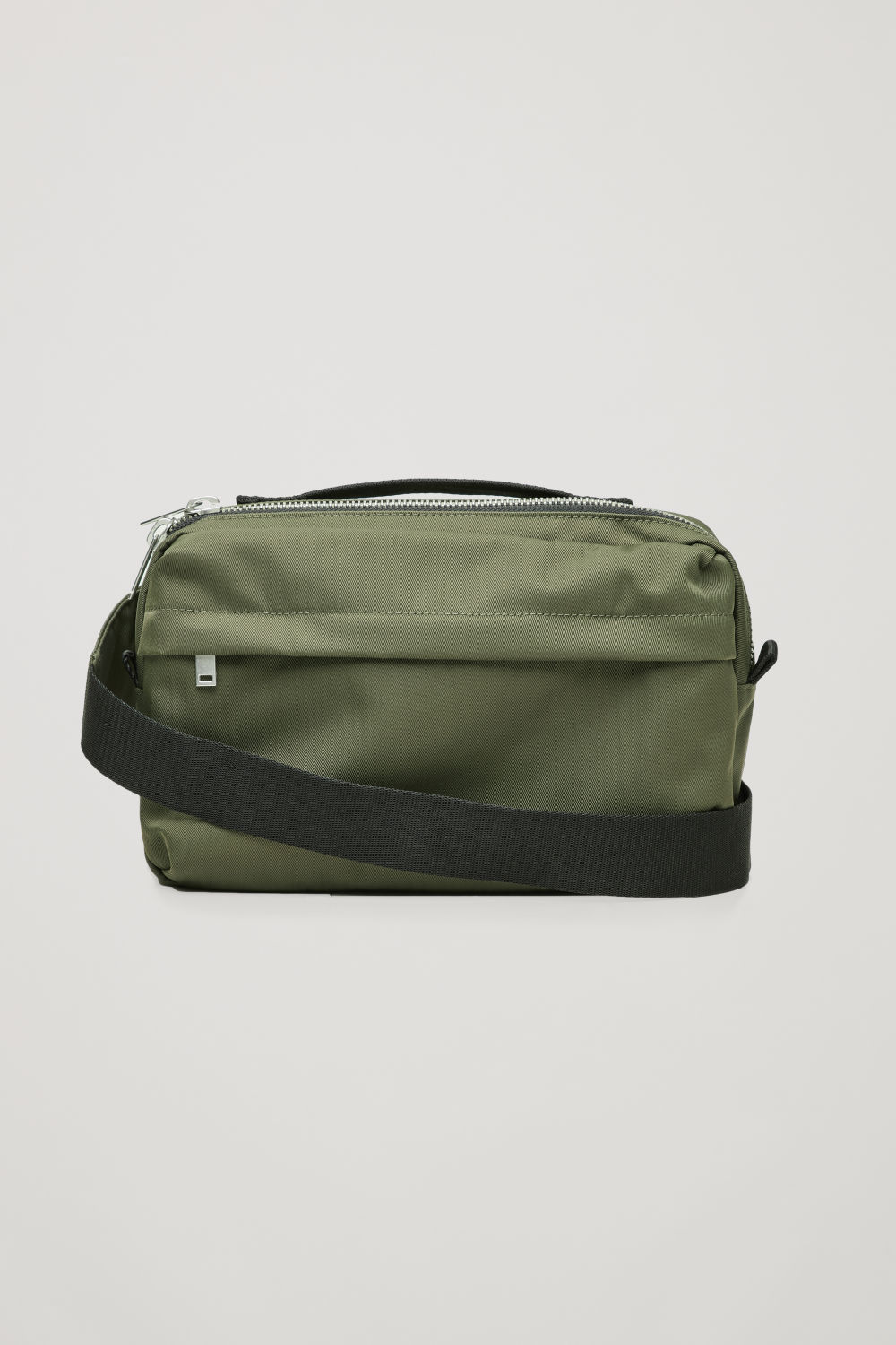 코스 COS TECHNICAL BELT BAG,Khaki
