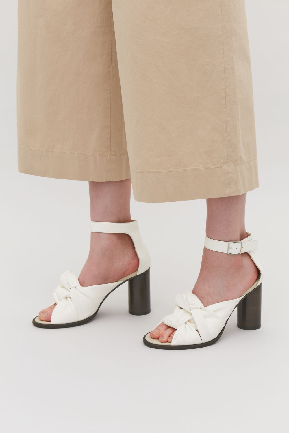 Shoes - Women - COS GB   Leather sandals, Hiking shoes