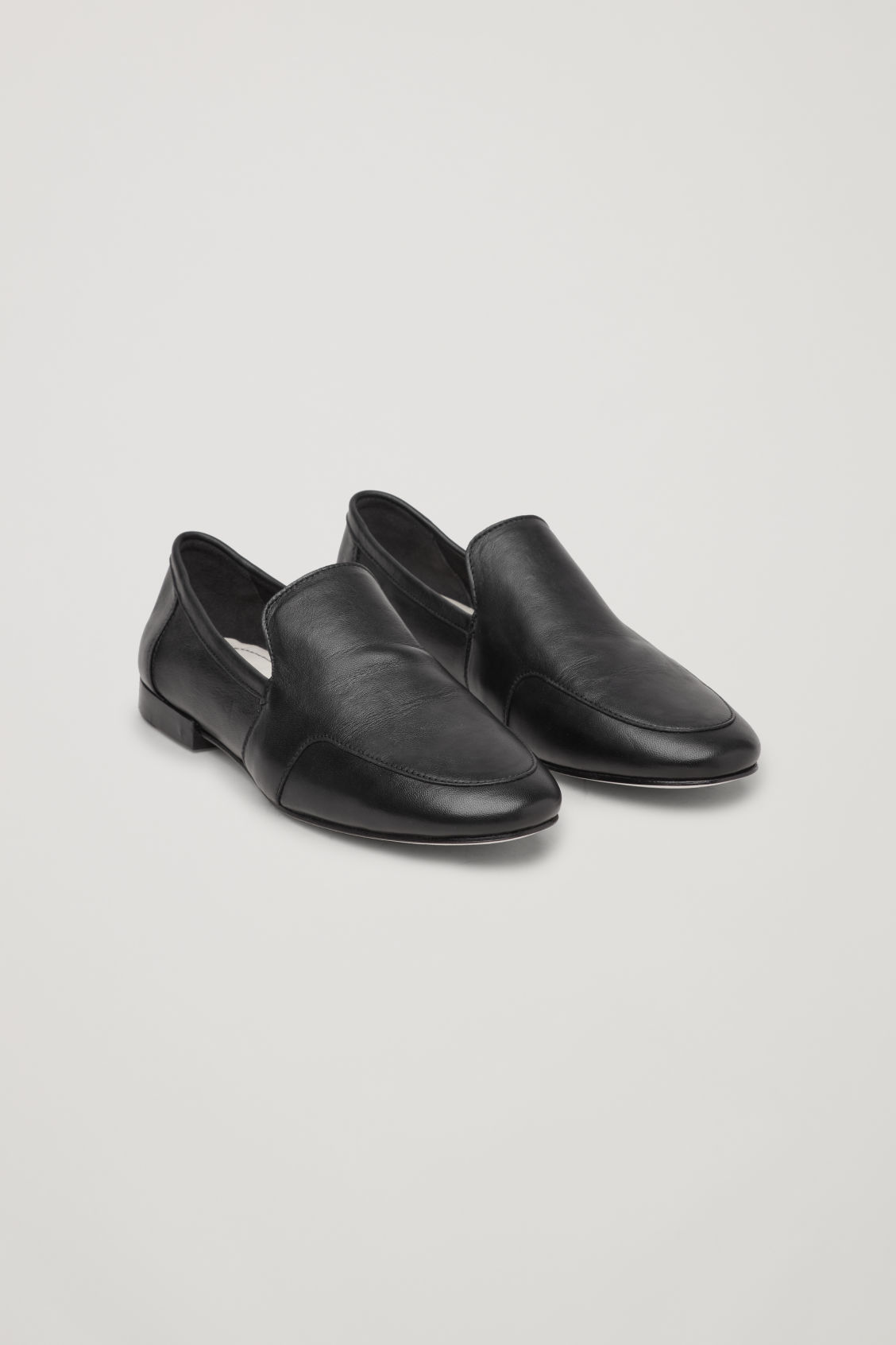 Cos SOFT LEATHER LOAFERS