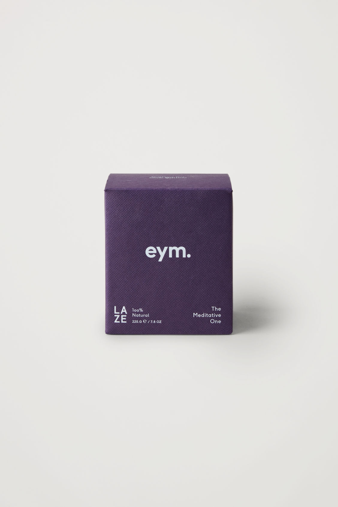 Cos Eym Candle In Purple