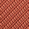 Fabric Swatch image of Cos textured knit jumper in orange