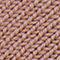 Fabric Swatch image of Cos merino wide-leg trousers in orange