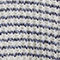 Fabric Swatch image of Cos stitched-striped jumper in blue