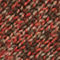 Fabric Swatch image of Cos multi-colour stitch jumper in red