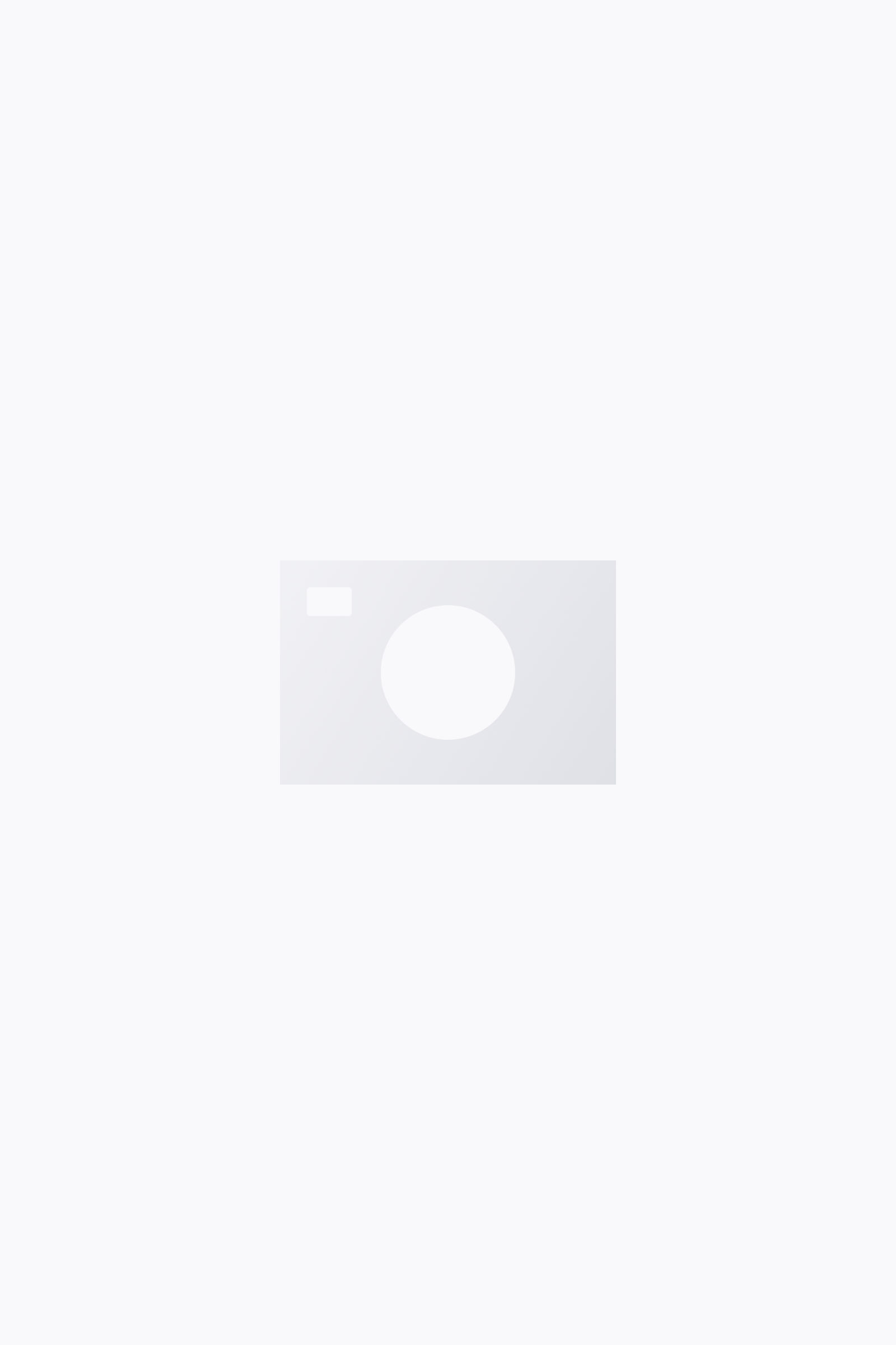 COS RECYCLED POLYESTER V-NECK A-LINE SHIRT,White