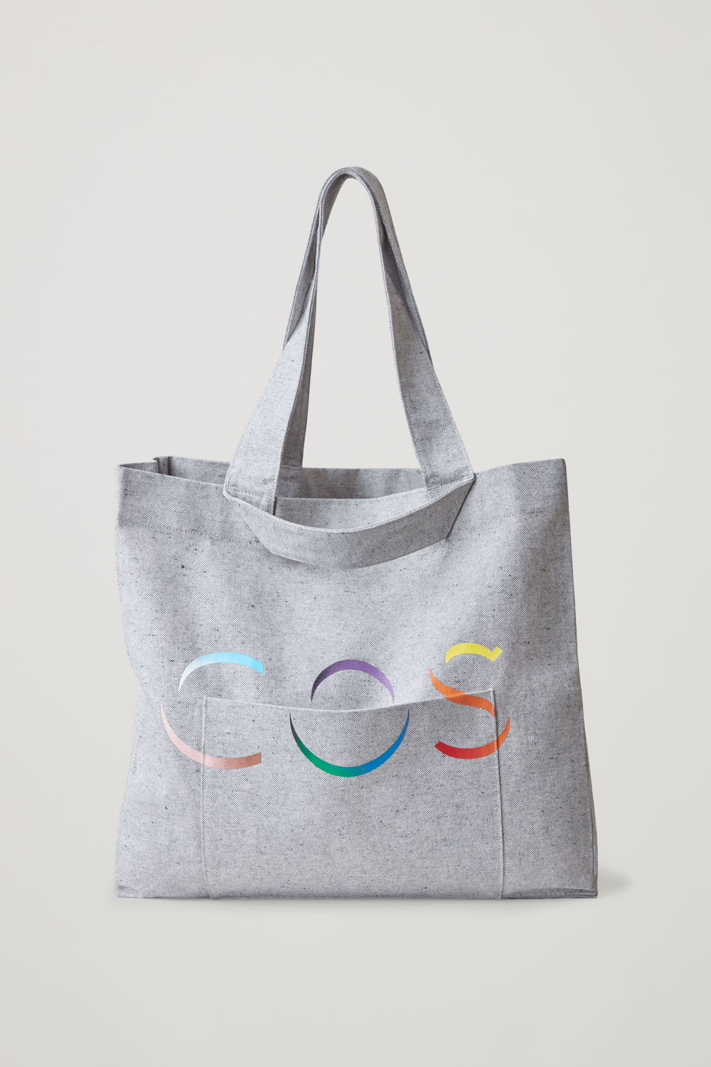 SPECIAL EDITION REPURPOSED COTTON TOTE BAG