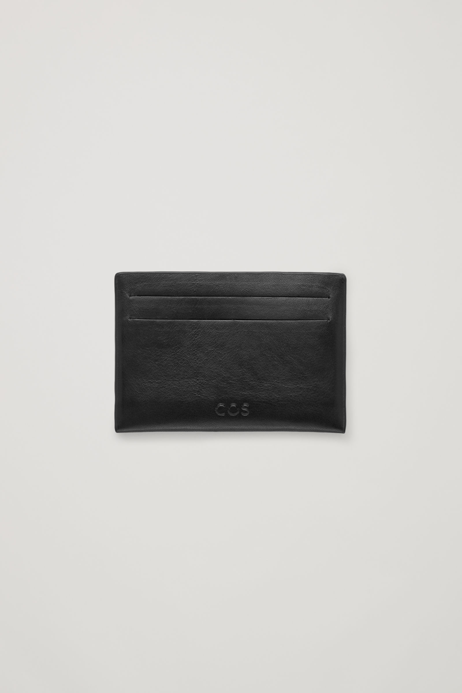 Cos LEATHER CARDHOLDER