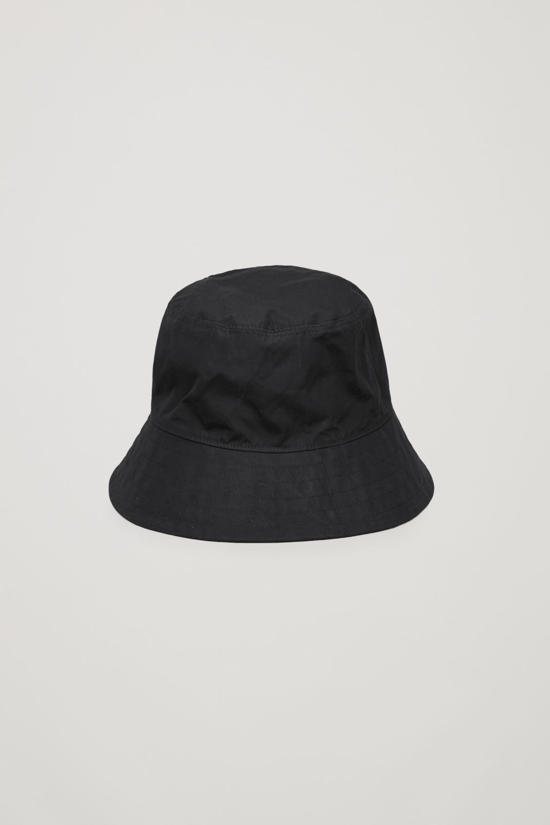 CANVAS BUCKET HAT - Black - Hats Scarves and Gloves - COS 5e6df17e3f08