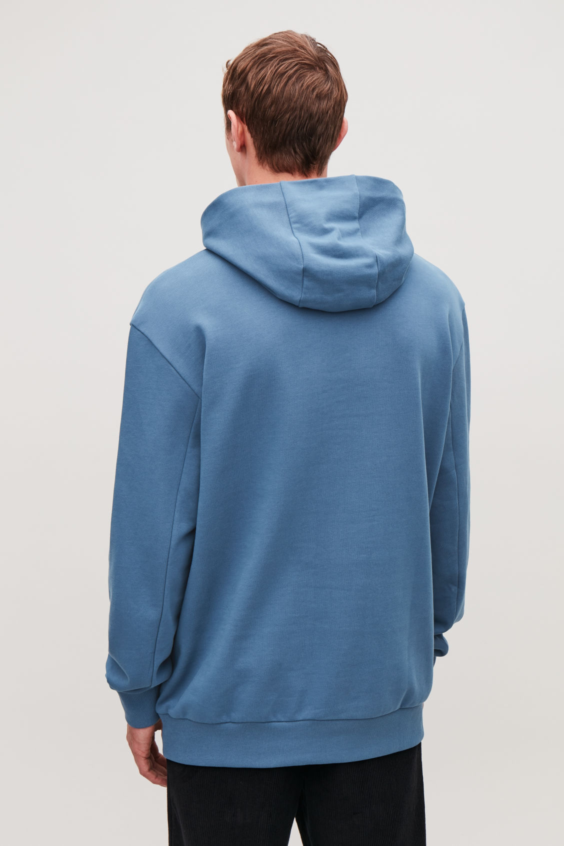 Model side image of Cos  in blue