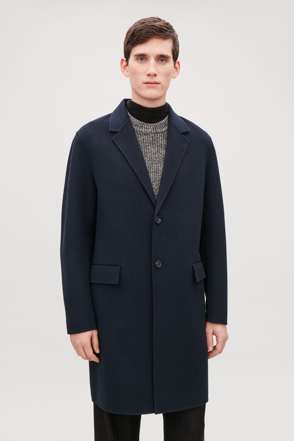 Deconstructed Wool Deconstructed Wool Coat zOx7qBw