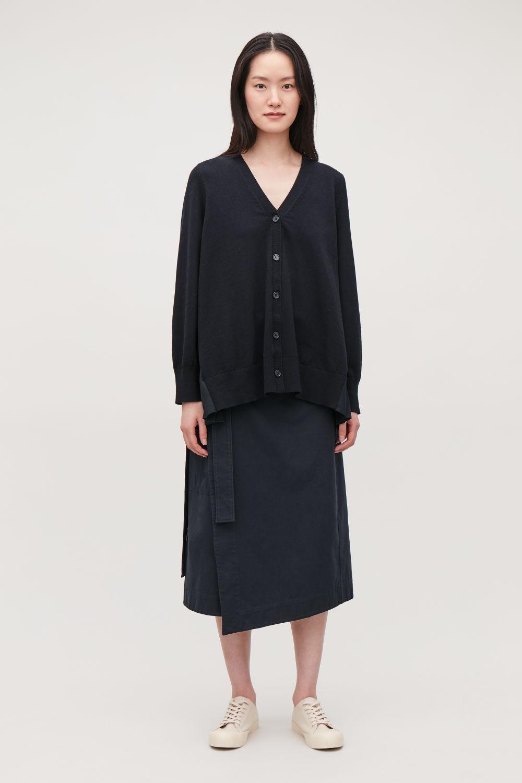 e0bf058bdc Cardigans - Knitwear - Women - COS