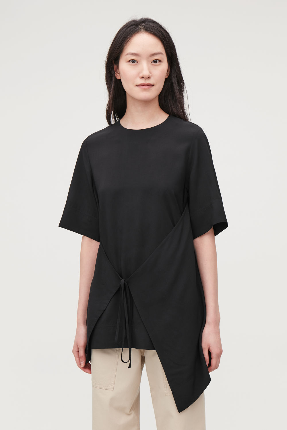 ASYMMETRIC-PANEL TOP