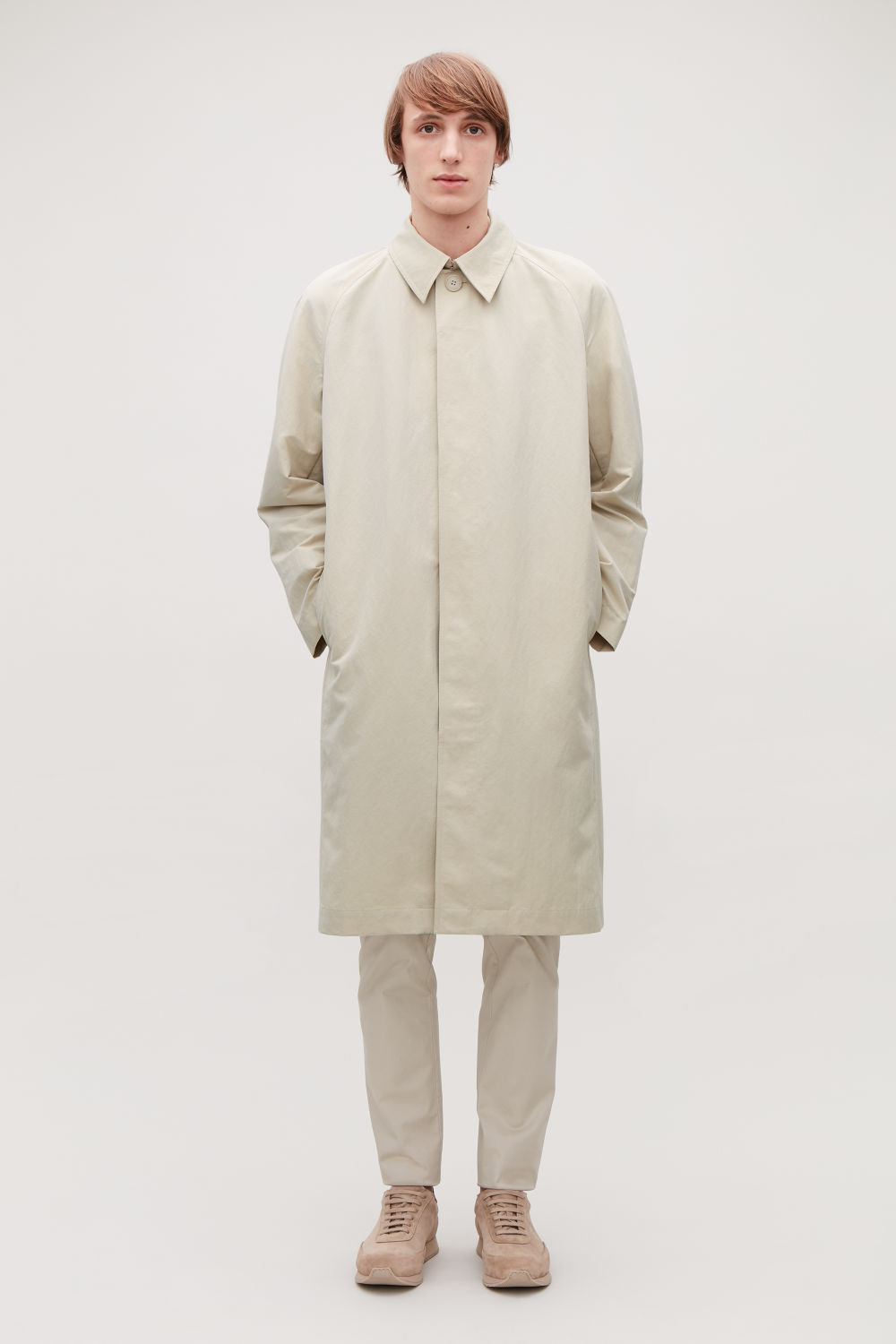 1cc5b58d88bb TRENCH COAT WITH REMOVABLE LINING ...