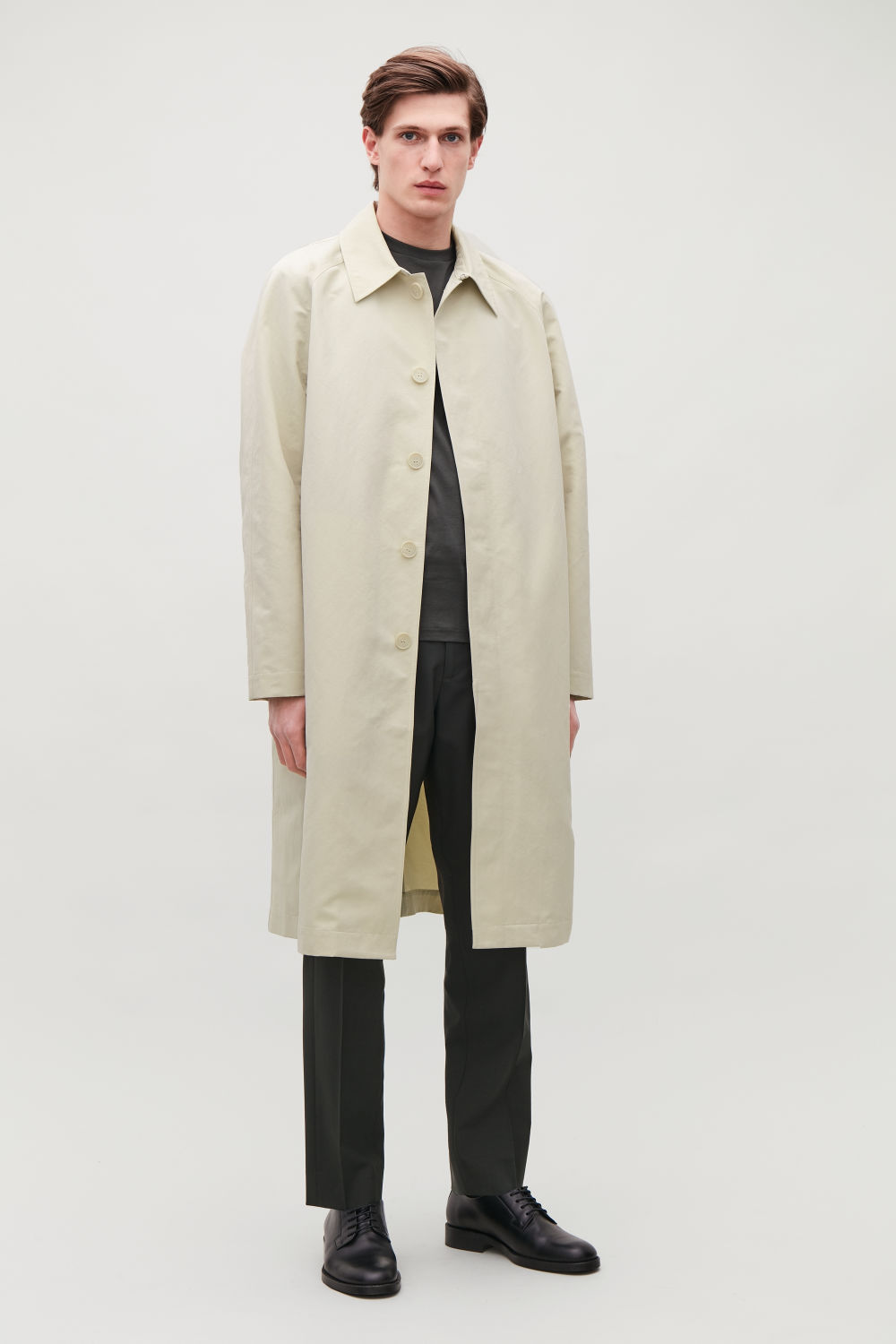 f9be882dc56 TRENCH COAT WITH REMOVABLE LINING ...