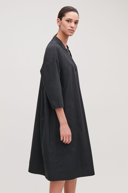 32c18ecade9c VOLUMINOUS-SHAPE SHIRT DRESS ...