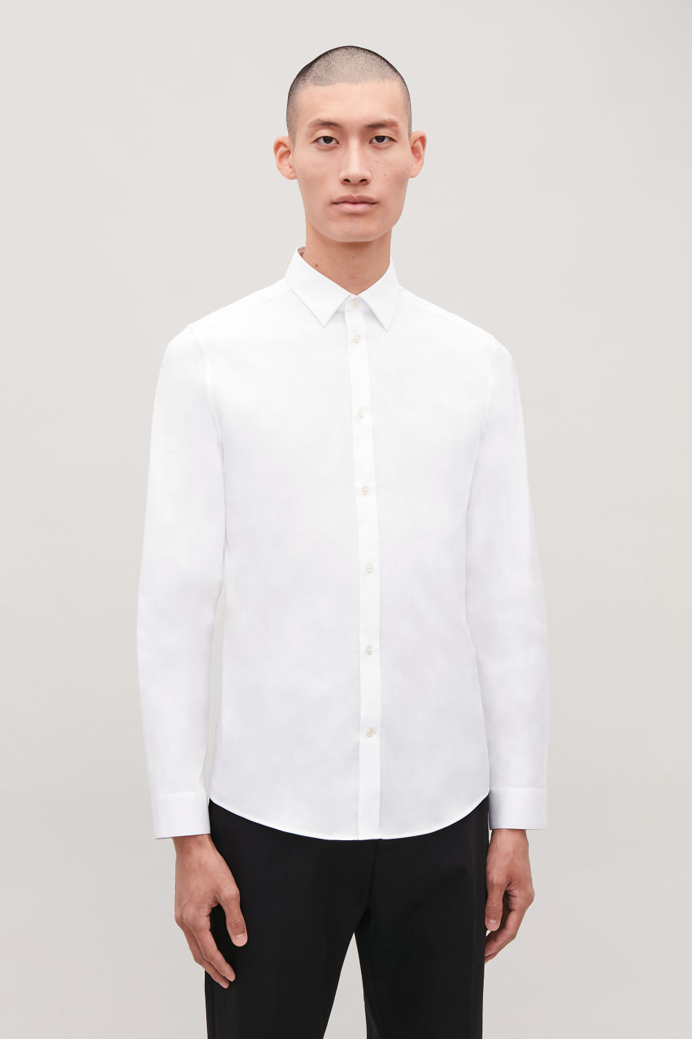 Classic Slim Fit Shirt by Cos
