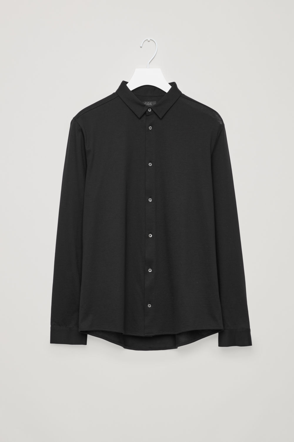 MERCERISED JERSEY SHIRT