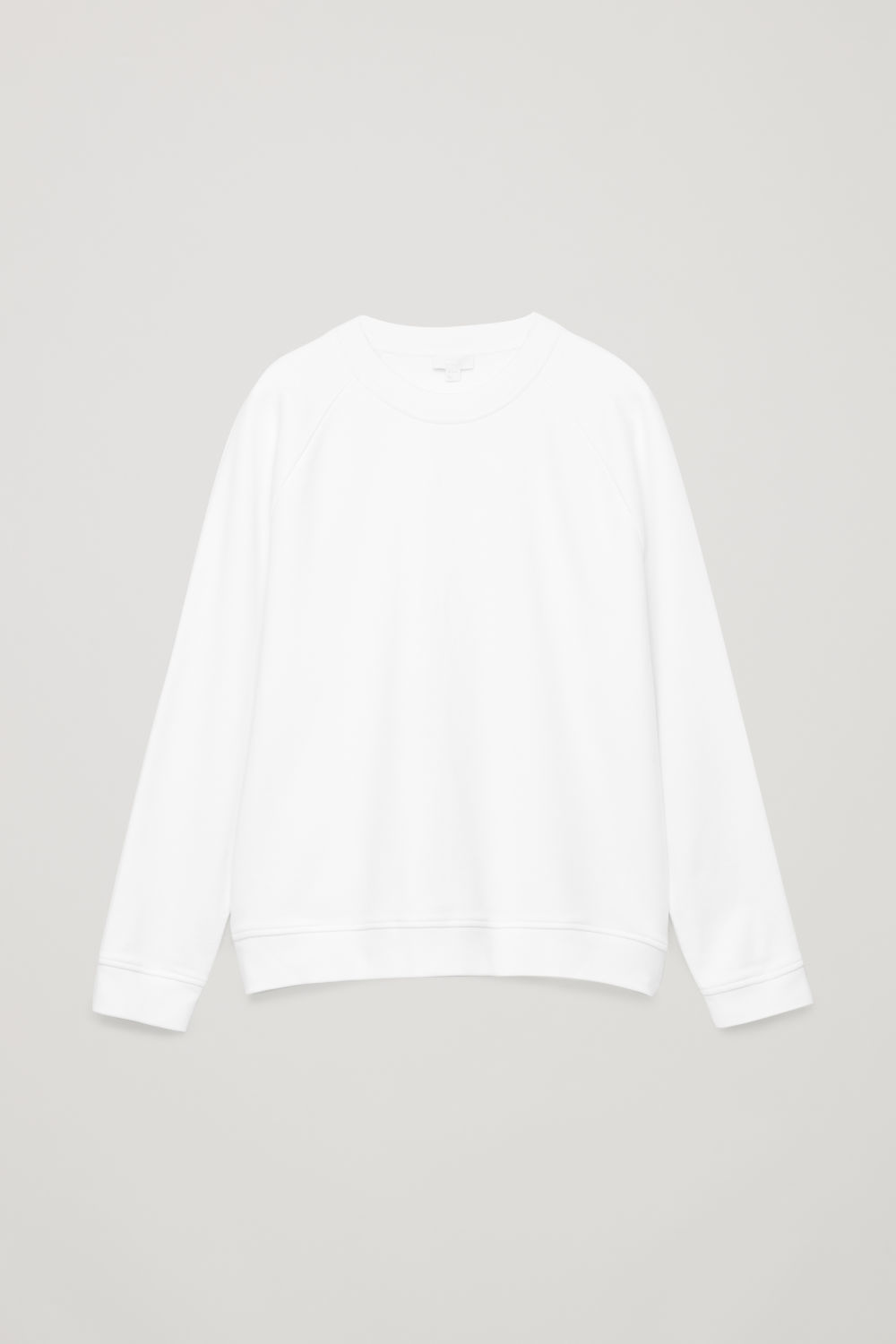 RAGLAN-SLEEVED SWEATSHIRT