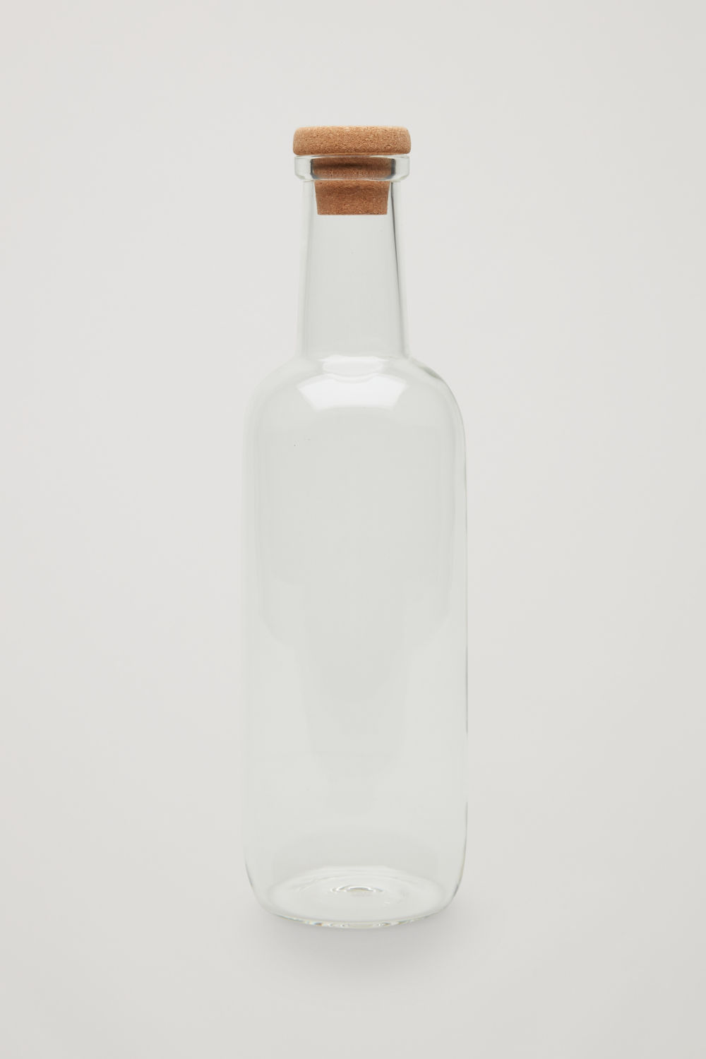 HAY SMALL GLASS BOTTLE