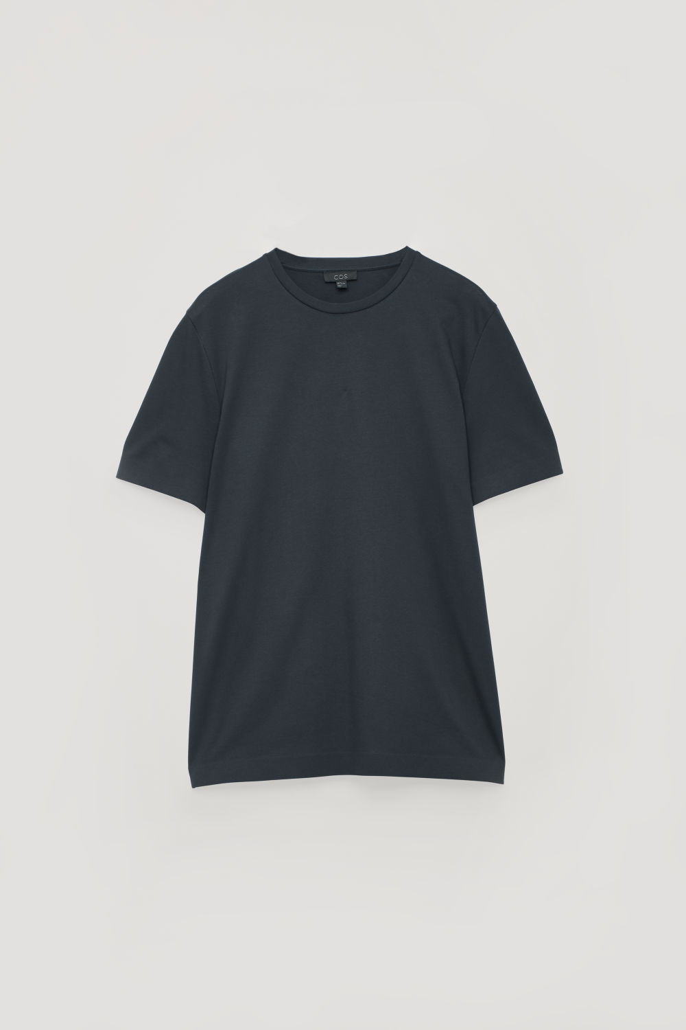 BONDED COTTON T-SHIRT