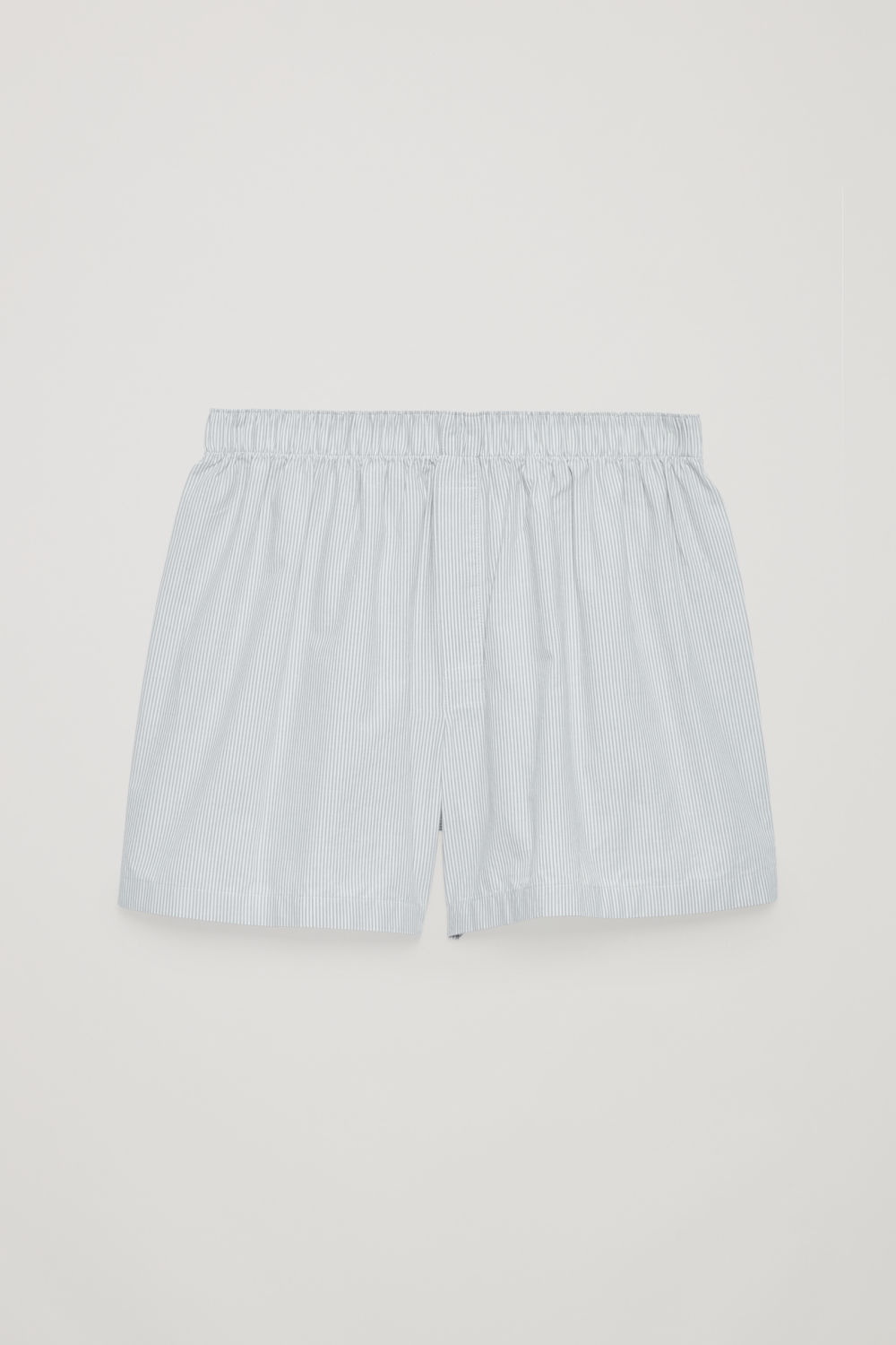 STRIPED OXFORD COTTON BOXERS