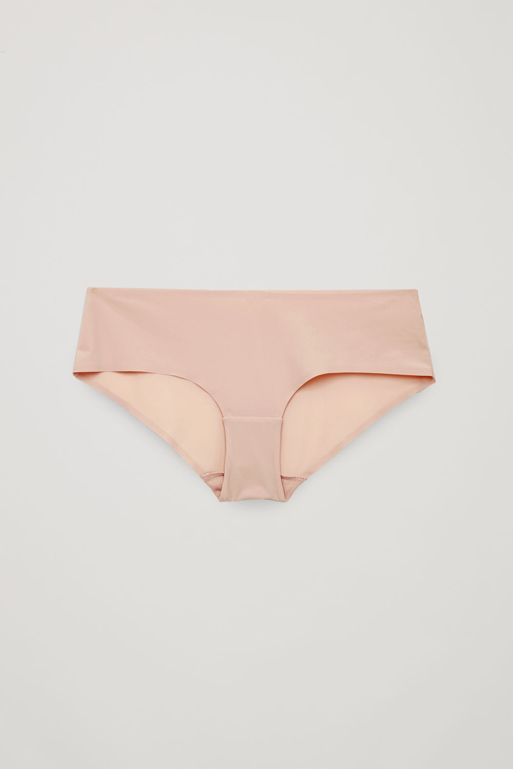 LOW-CUT MICROFIBRE KNICKERS