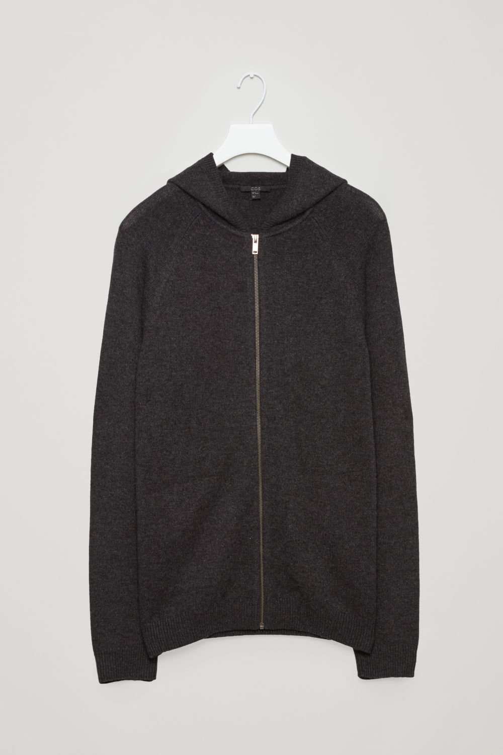 RELAXED CASHMERE HOODIE