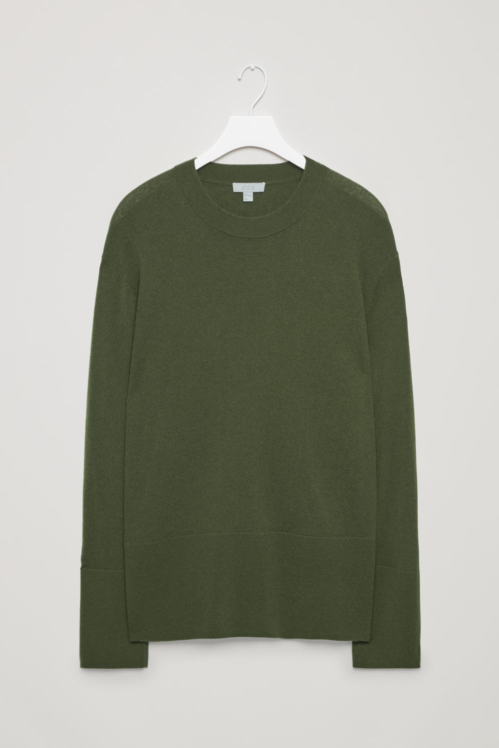 OVERSIZED CASHMERE JUMPER