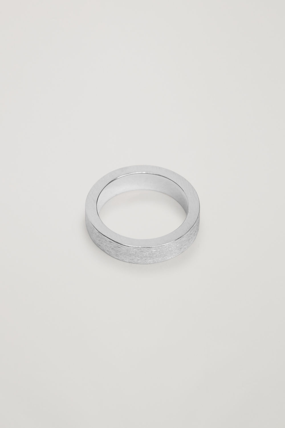 BRASS SQUARE PROFILE RING