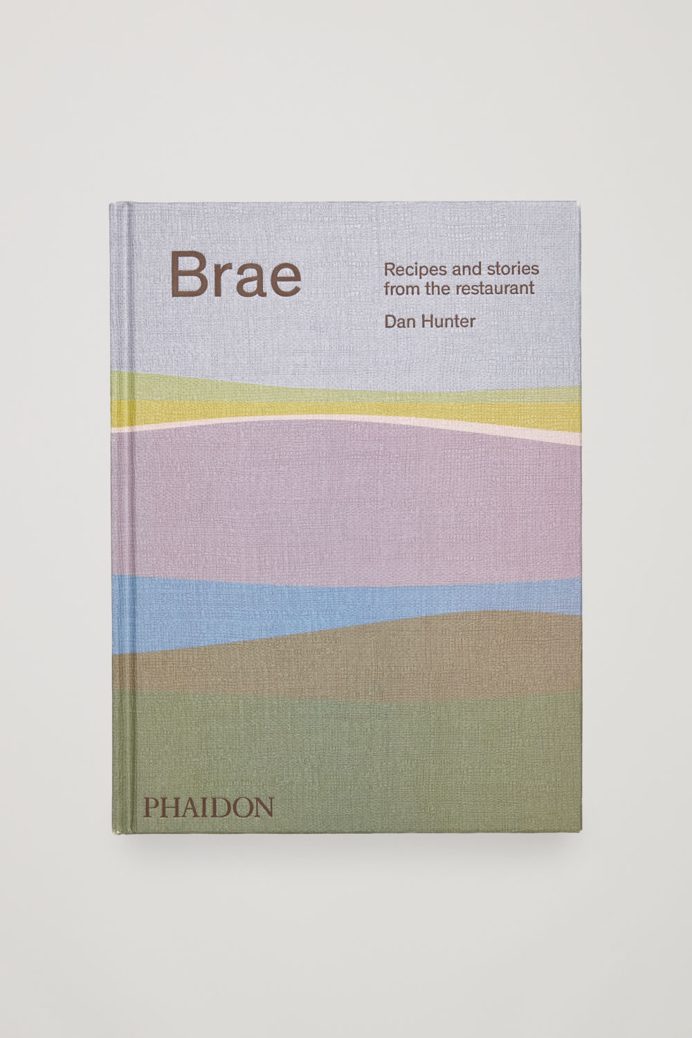 BRAE BY DAN HUNTER