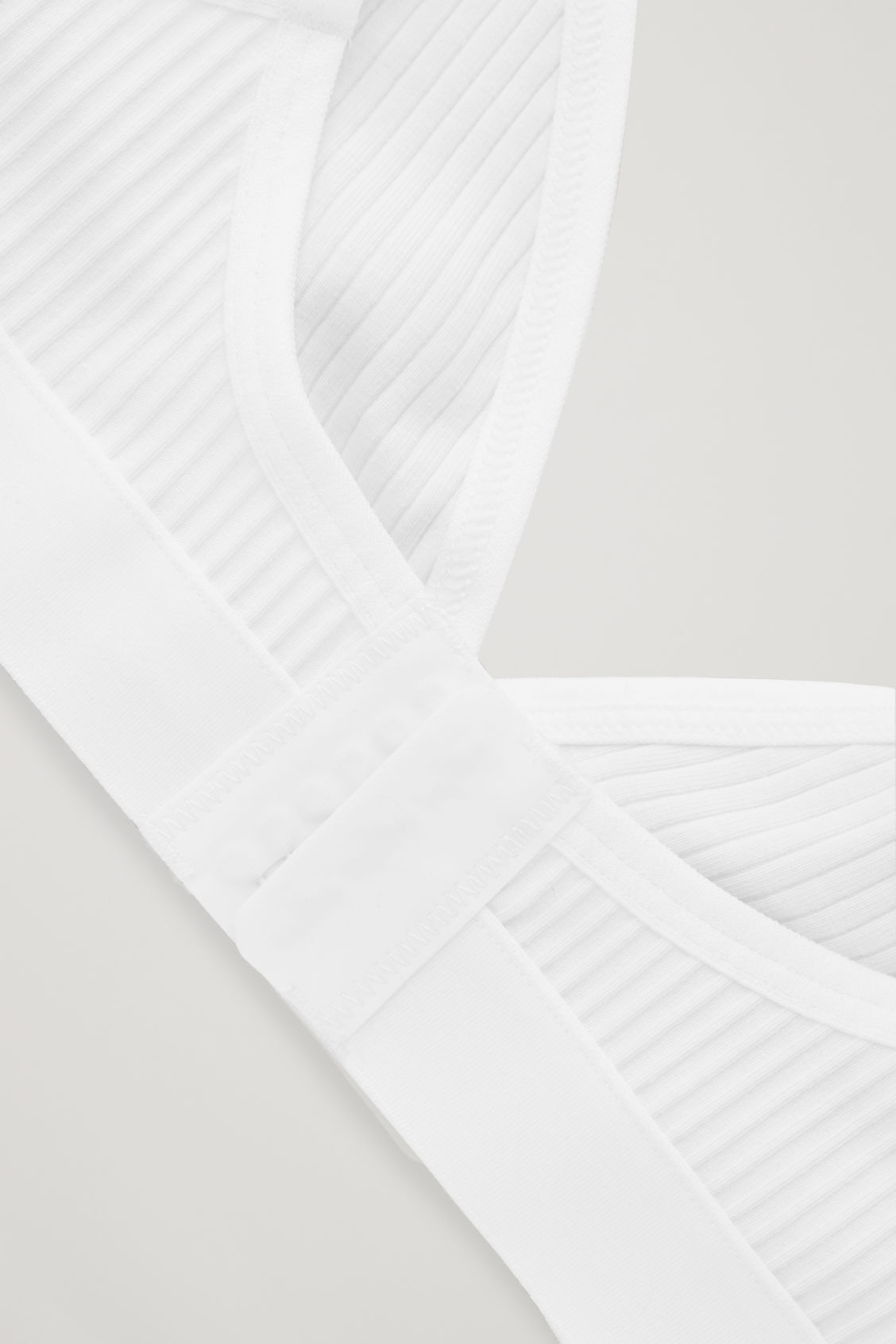 Side image of Cos  in white