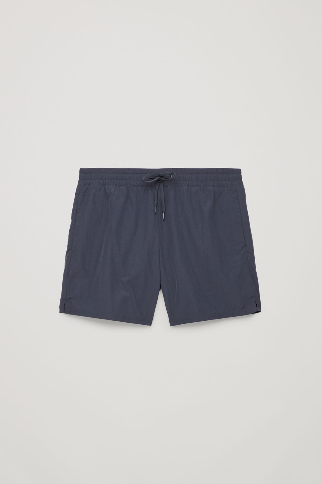 Front image of Cos basic swim short in blue