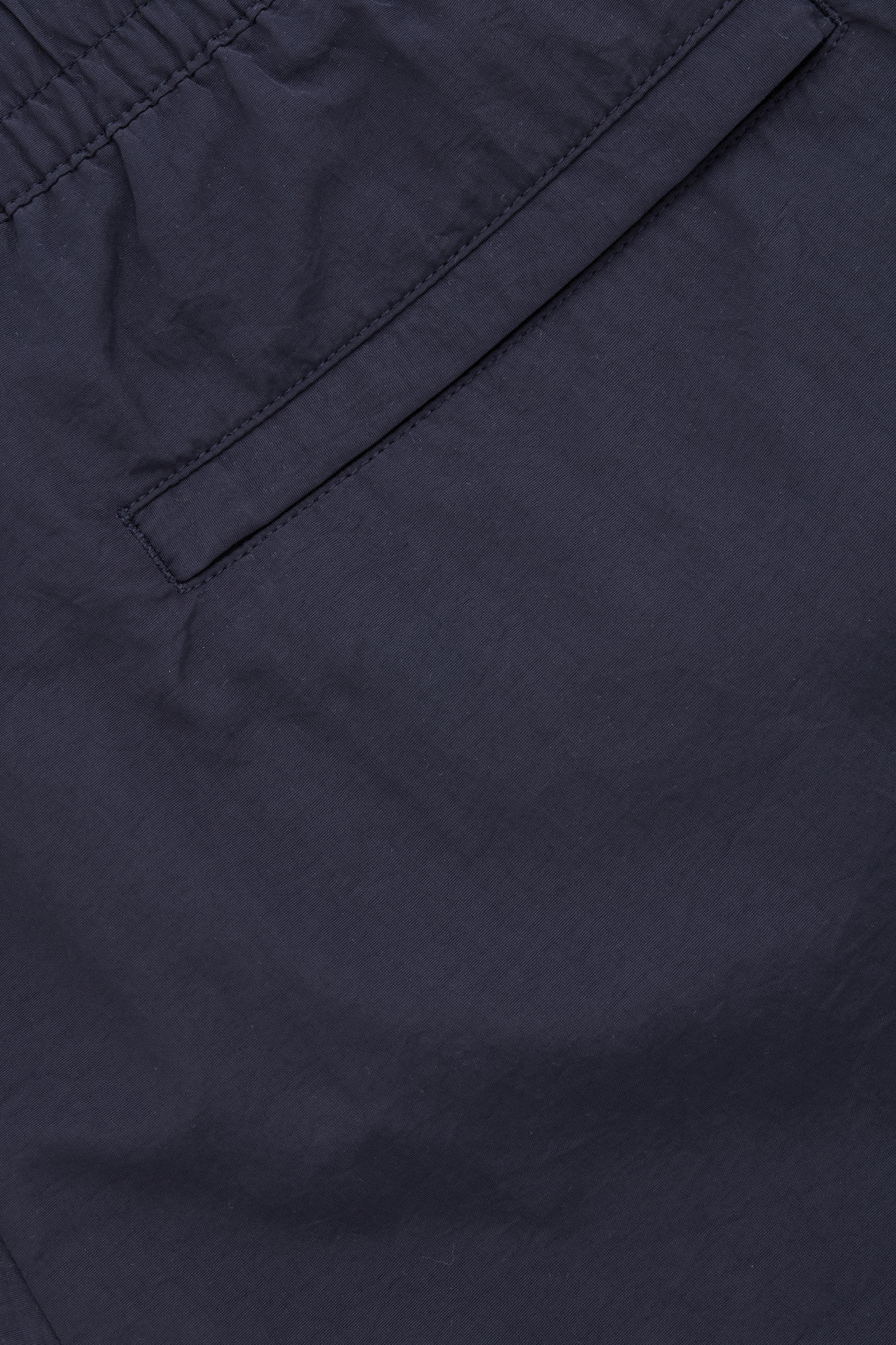 Side image of Cos basic swim short in blue