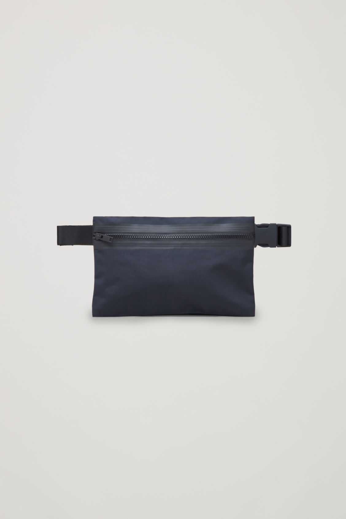 Front image of Cos cross-body bag  in blue