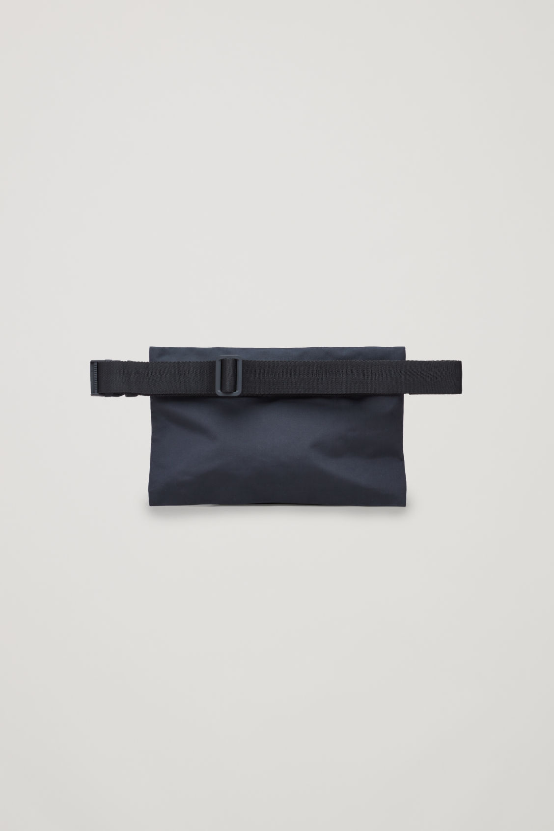 Side image of Cos cross-body bag  in blue