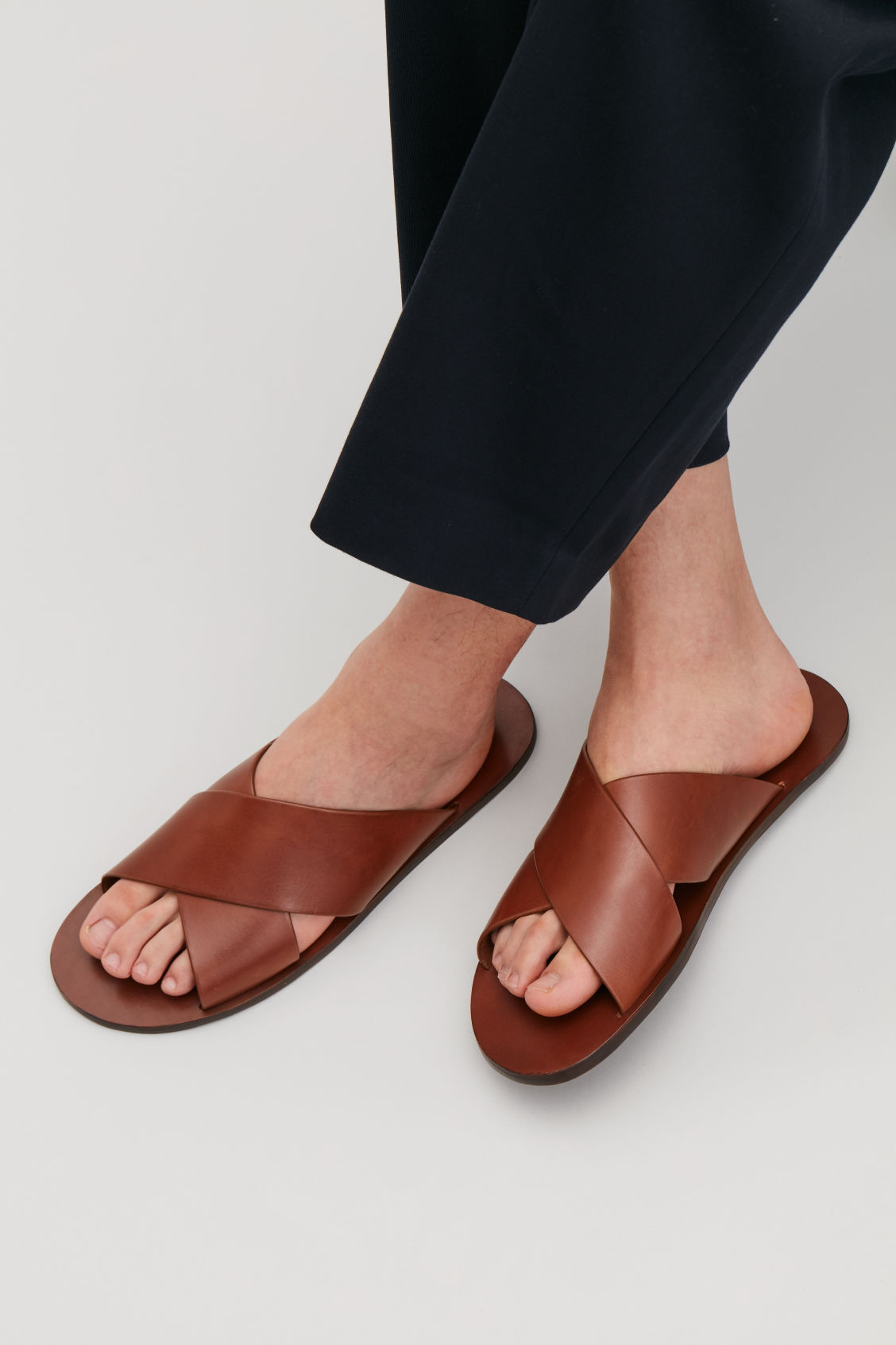crossover sandals Discount Manchester Great Sale Ek0pO0W