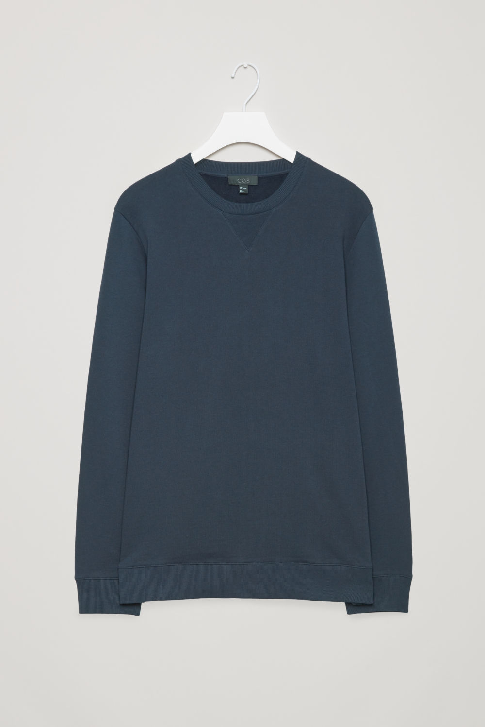 FLEECED SWEATSHIRT