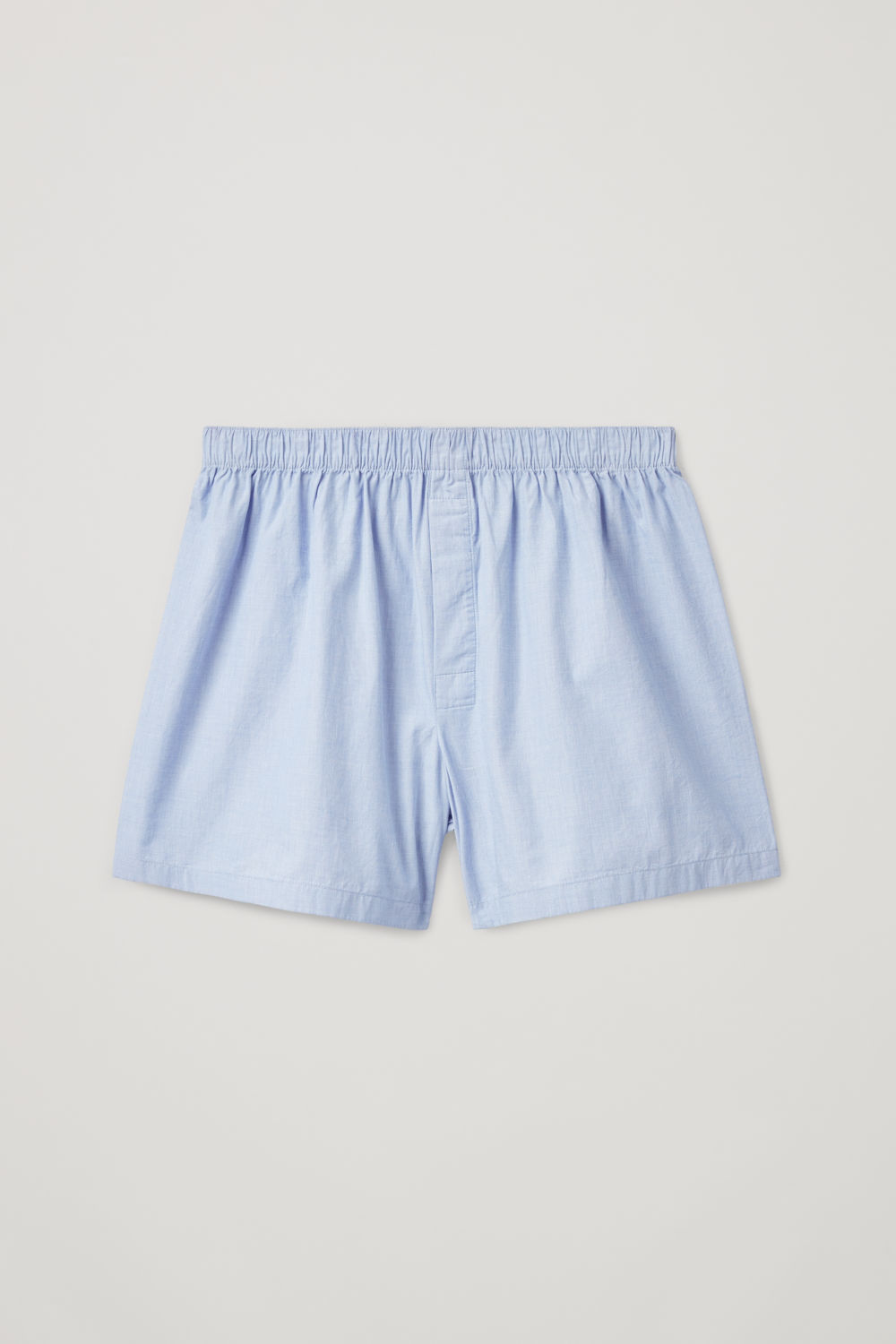 COTTON CHAMBRAY BOXERS