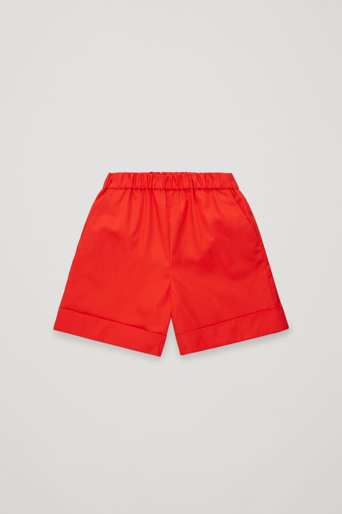 COTTON SHORTS WITH POCKET