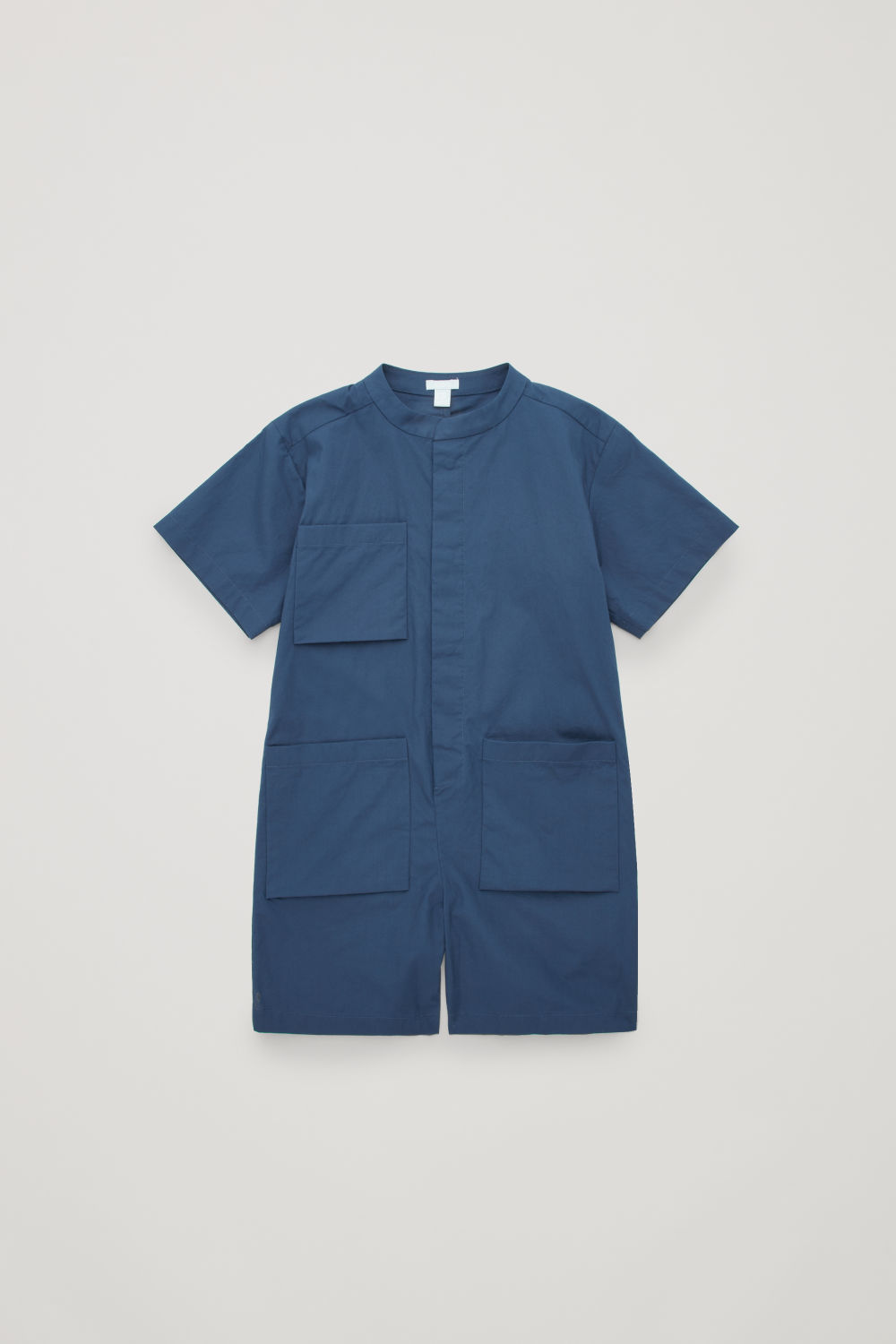 COLLARLESS BOILERSUIT