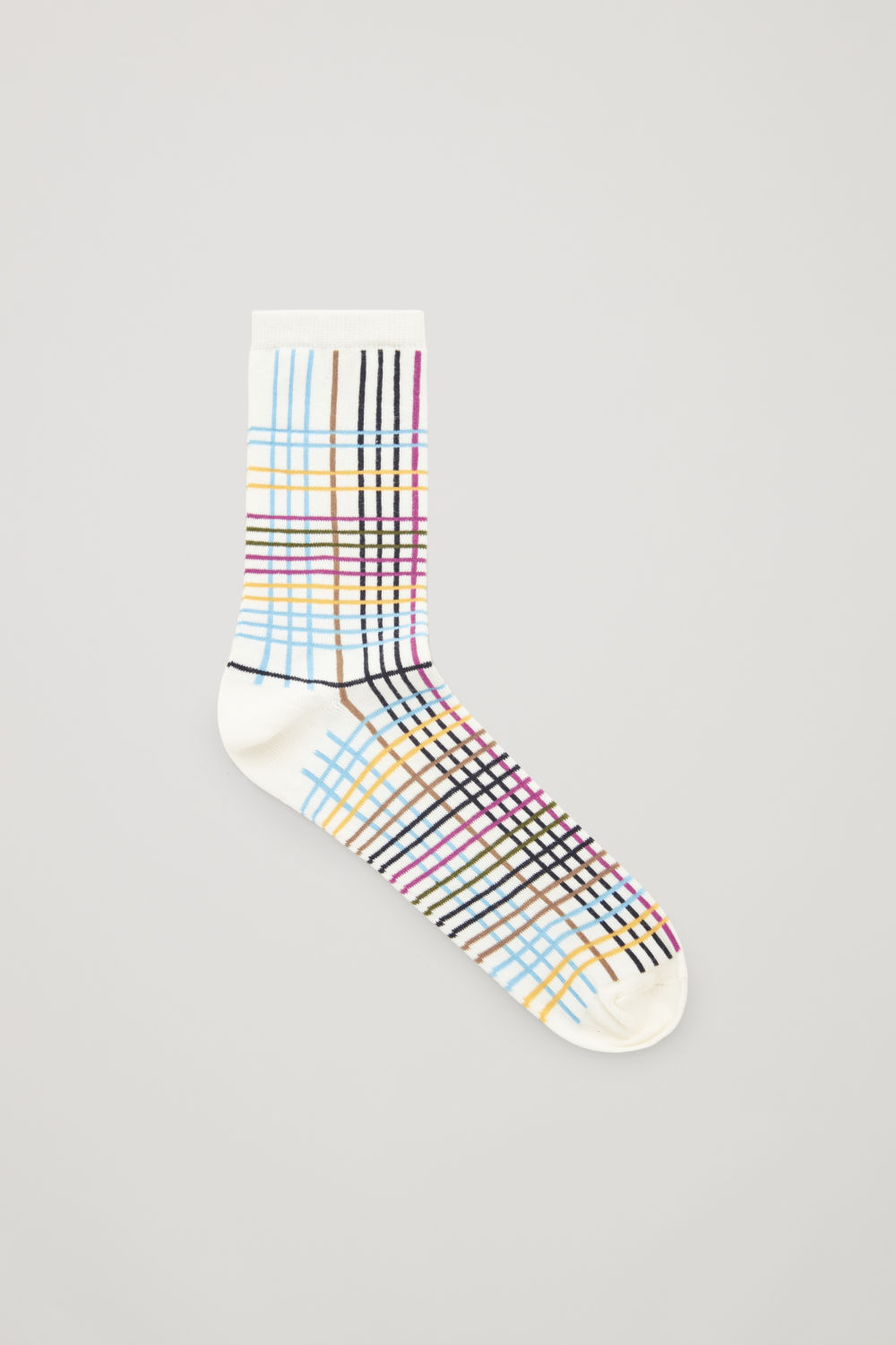 PRINTED COTTON SOCKS