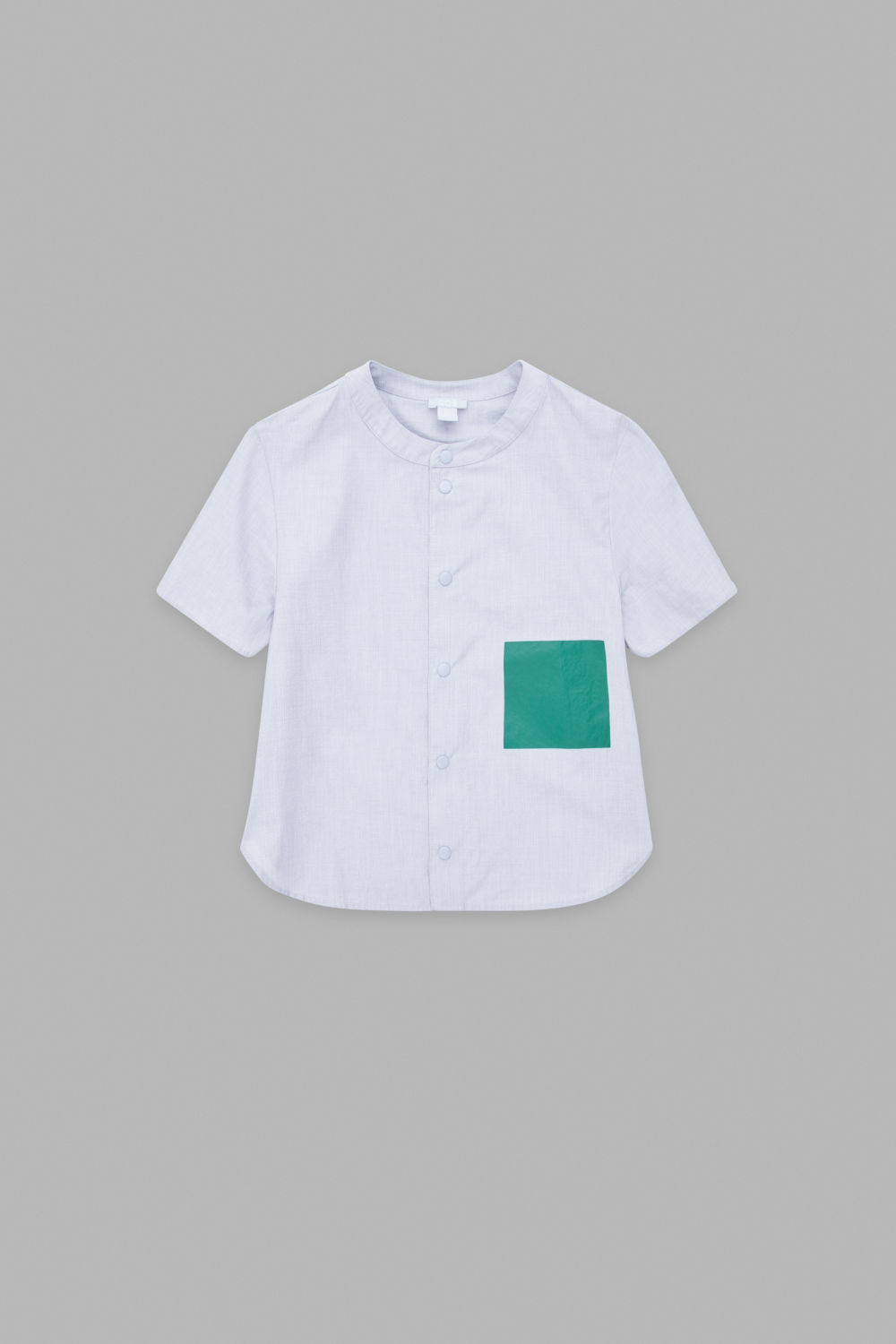 FAKE POCKET SHORT-SLEEVED SHIRT