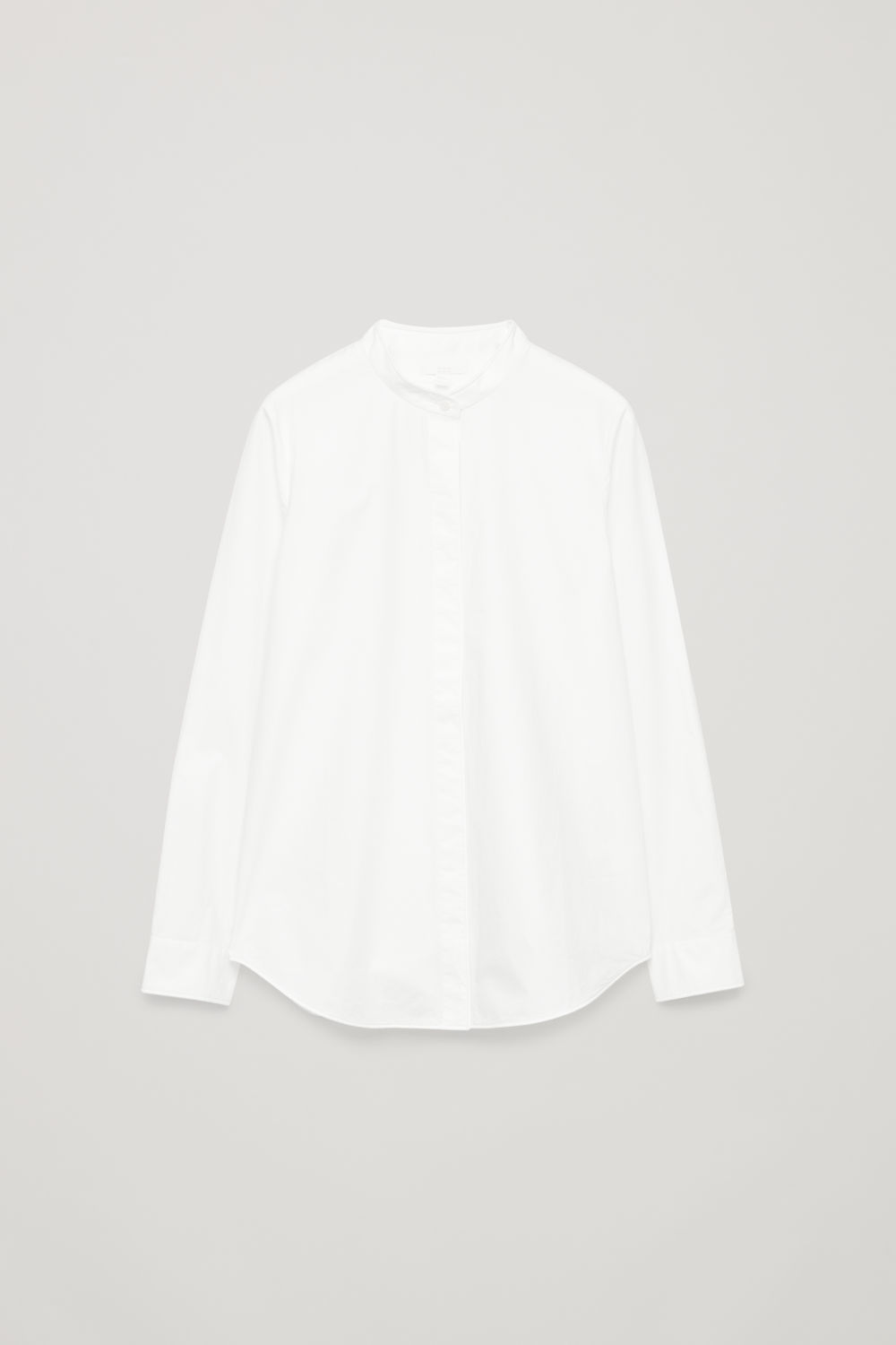 COTTON GRANDAD SHIRT