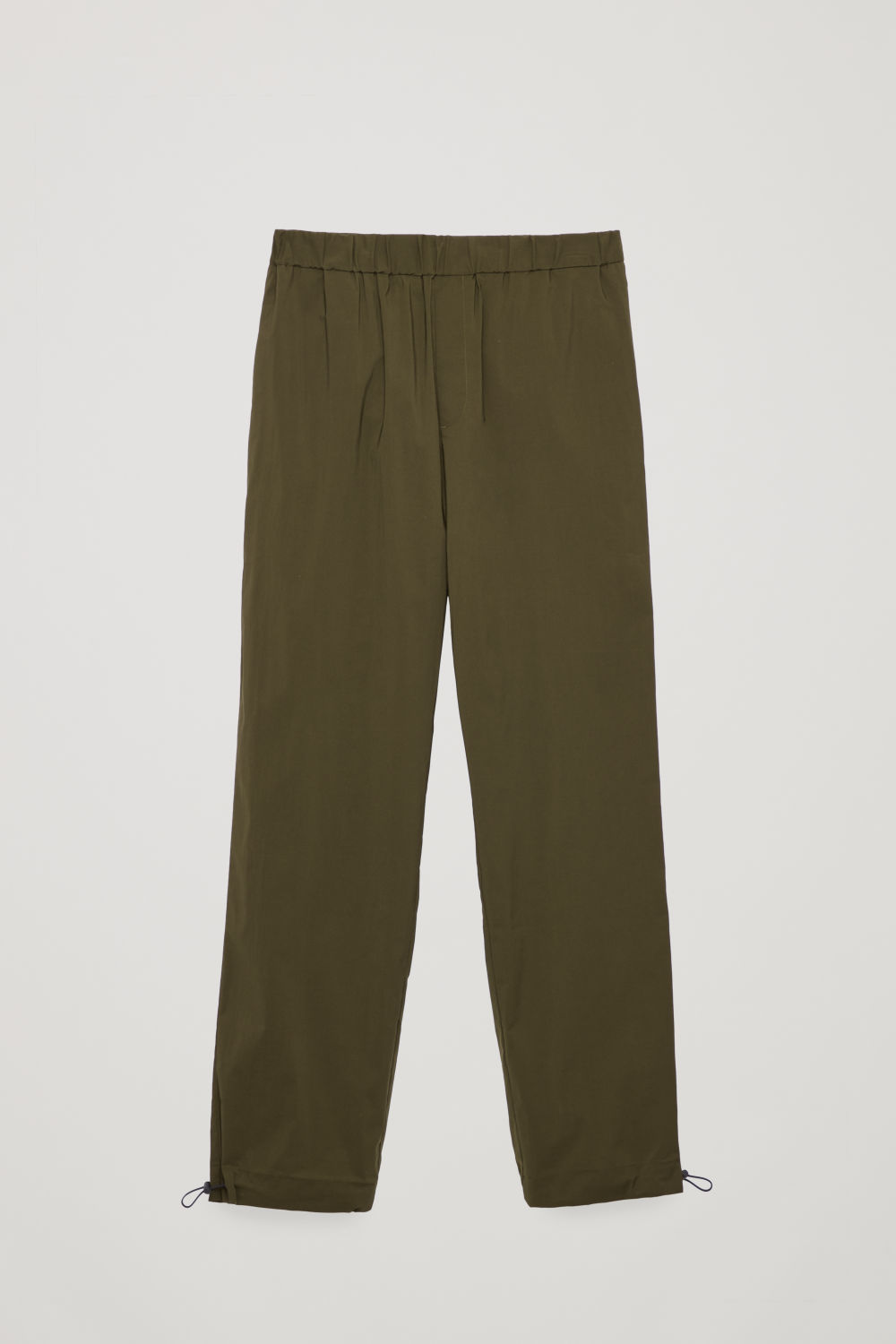 LIGHT ELASTICATED TROUSERS