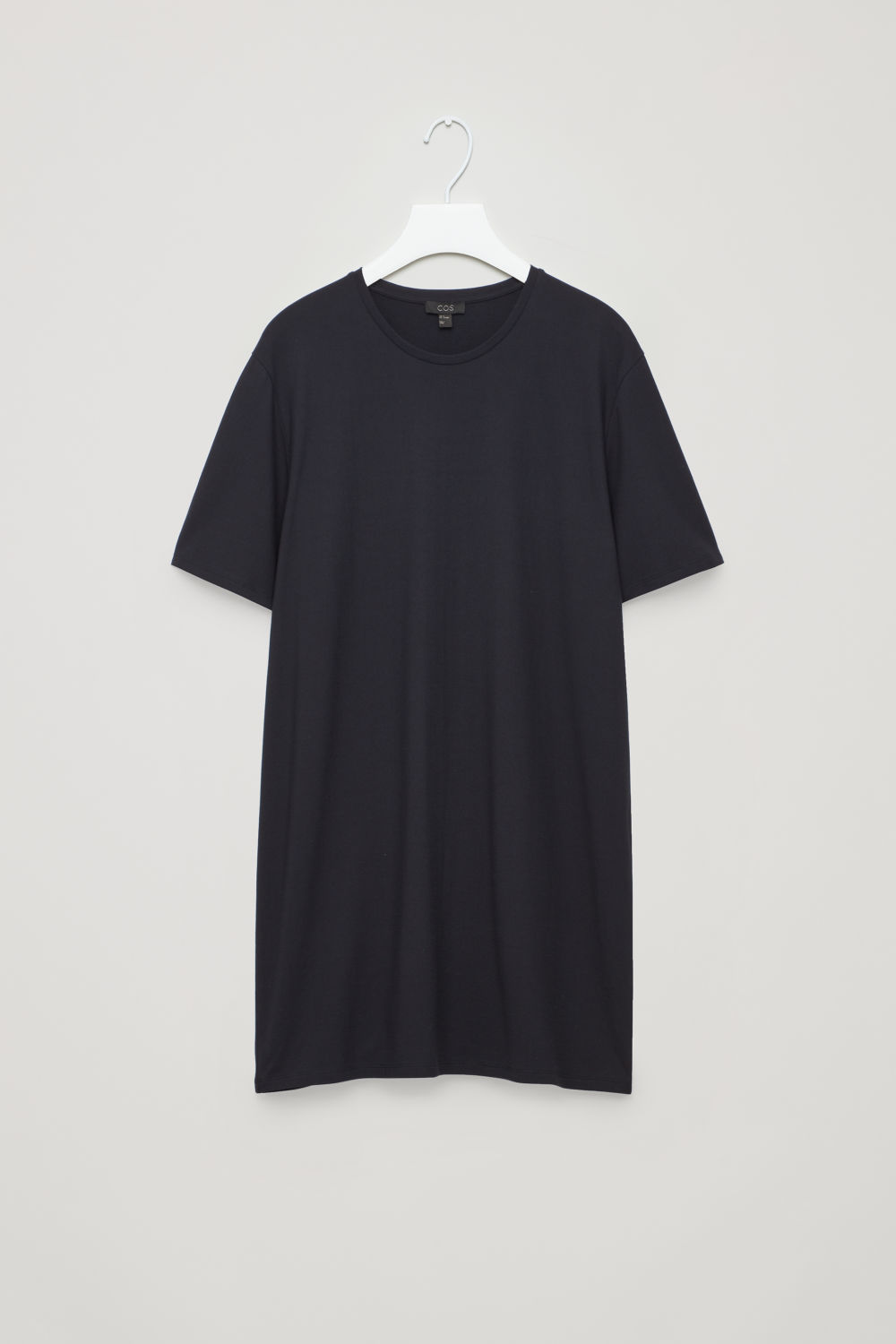 LONG ROUND-NECK T-SHIRT