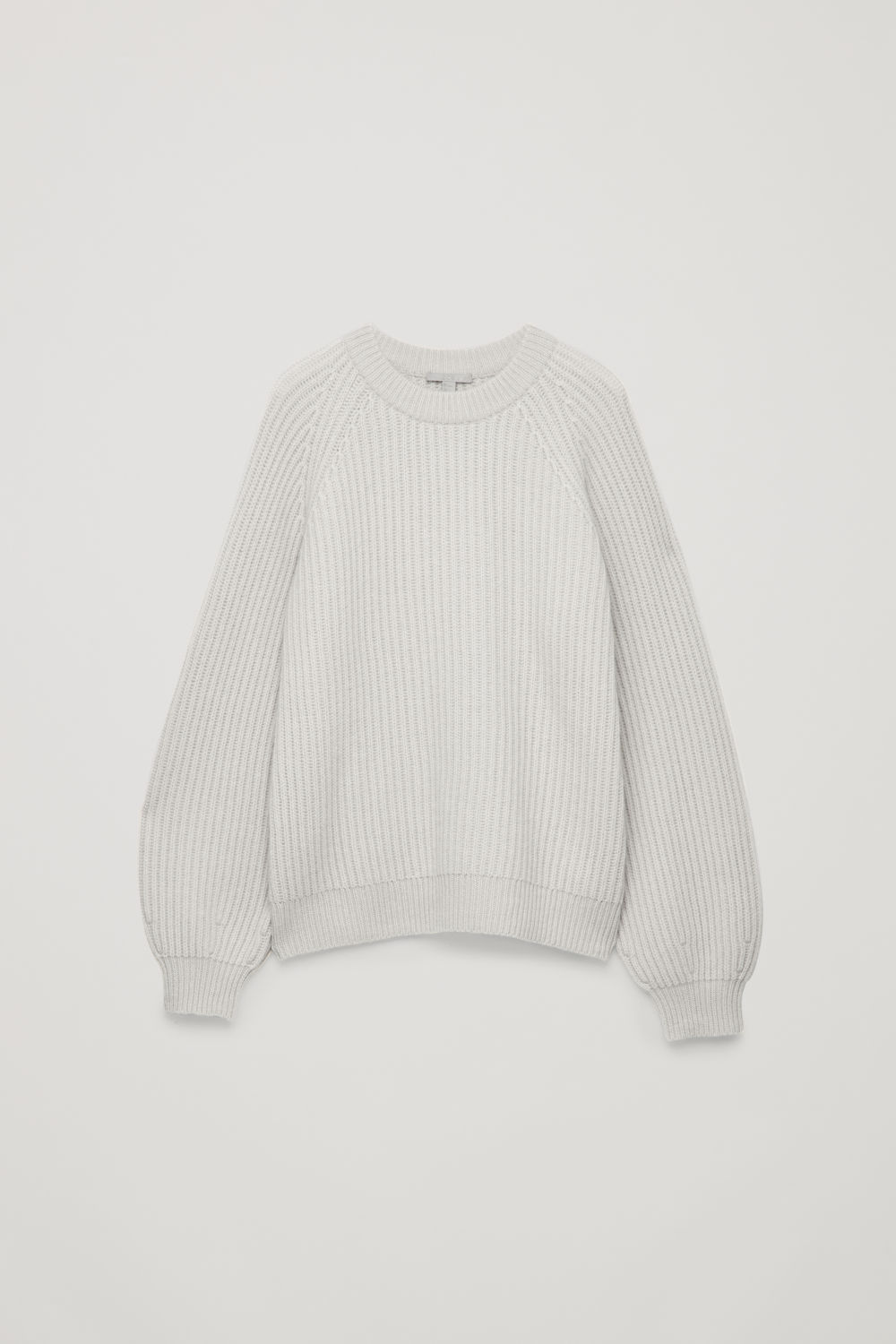 CHUNKY-KNIT CASHMERE JUMPER
