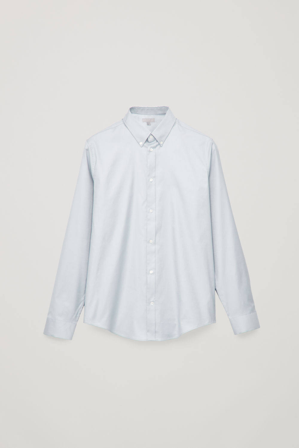 STRETCH-COTTON OXFORD SHIRT