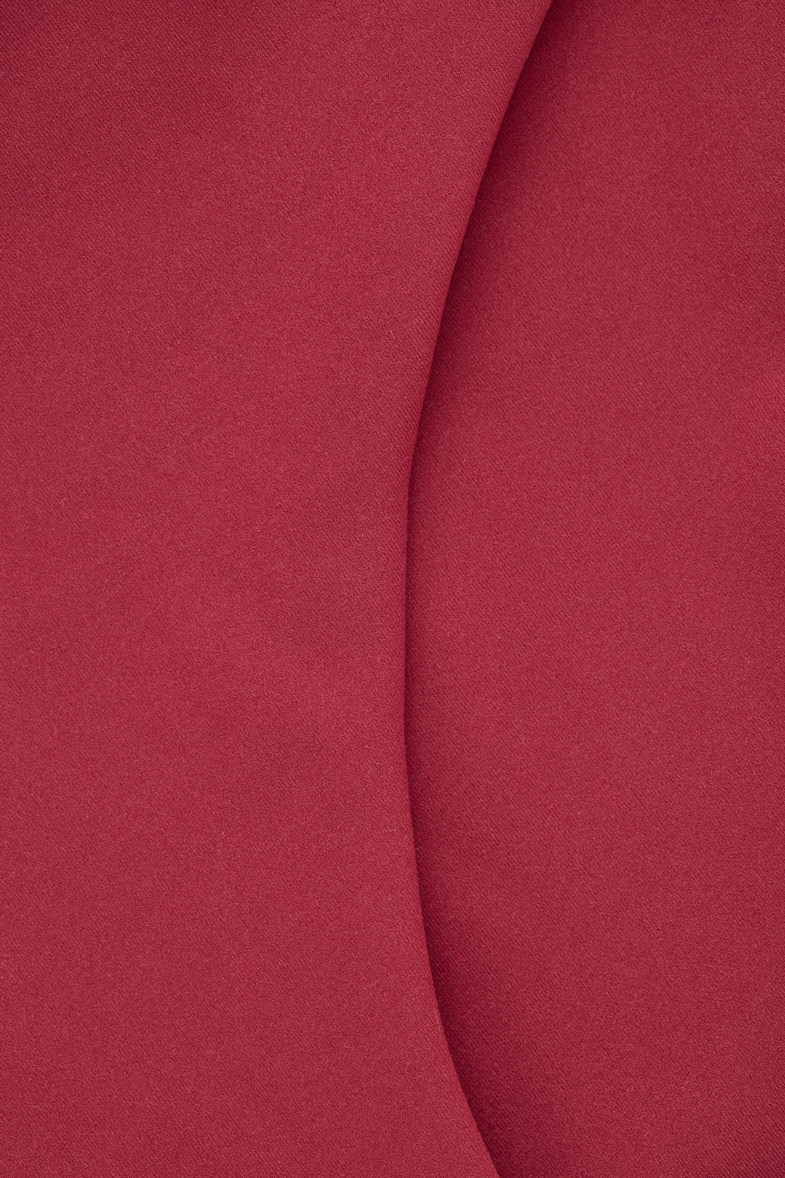 Side image of Cos bikini briefs in red