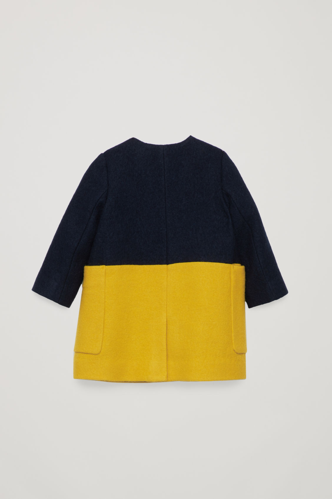Side image of Cos  in yellow